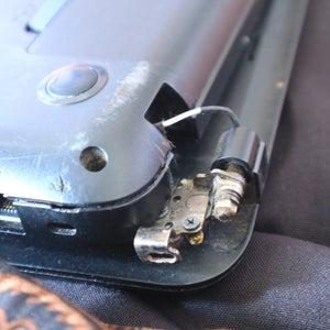 How to Fix Broken Laptop Hinge
