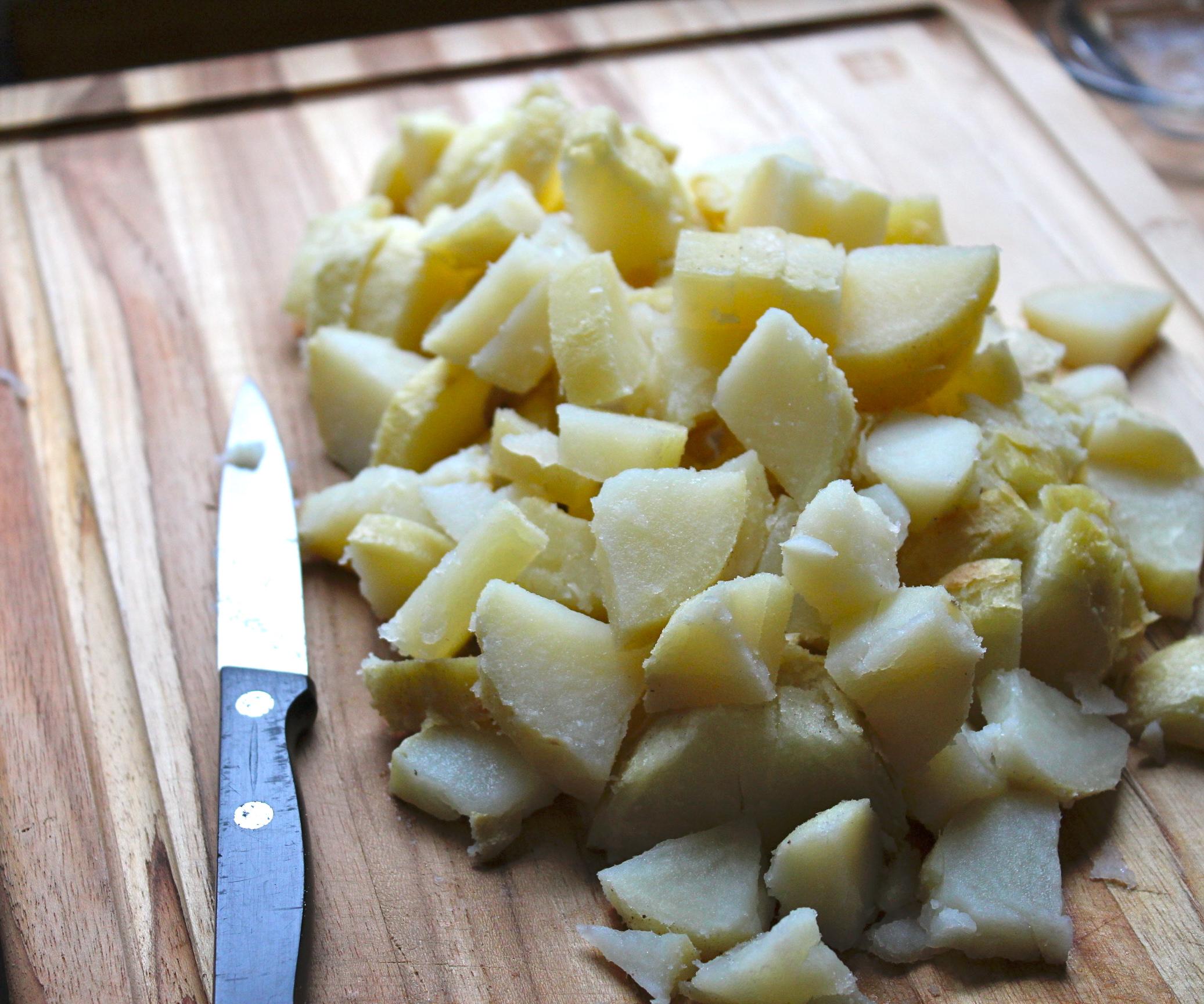 Picture of Potato Prep + Seasonings