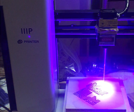 How to Convert Monoprice Select Mini to Laser Engraver
