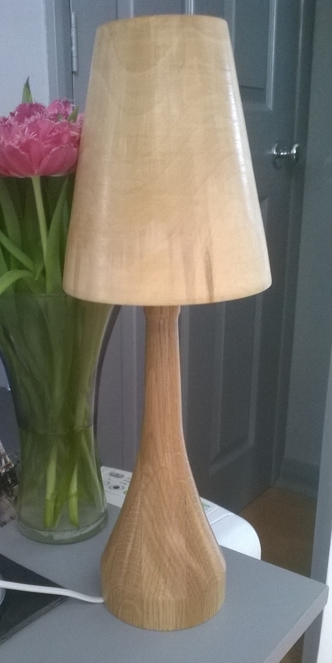 Picture of Lamp Base Designs 1 and 2