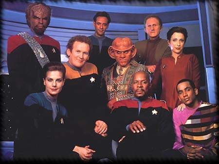 Picture of #8 Star Trek: Deep Space 9