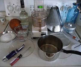 Homemade Coconut Rum