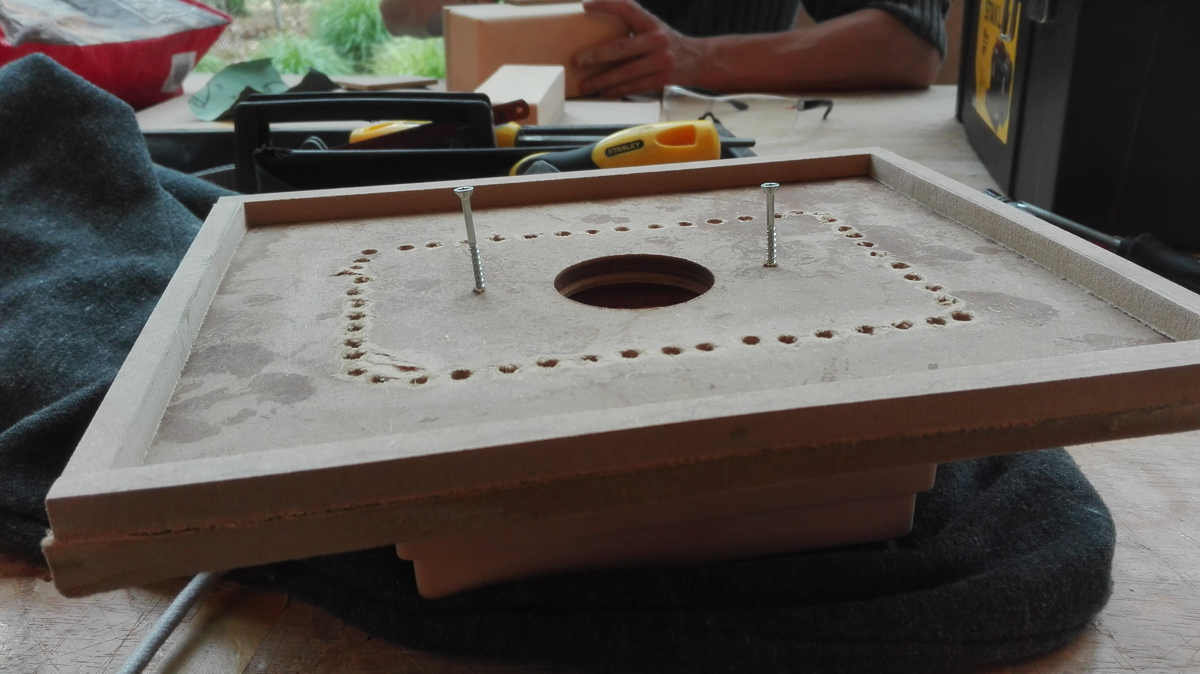 Picture of Making the Model Base