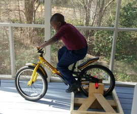 Stationary Bike Stand for Kids