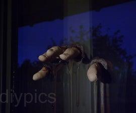 Creepy Halloween Fingers