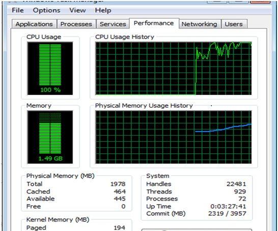 fix svchost.exe high cpu usage windows 7