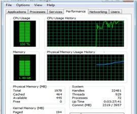How Can I Reduce High Memory Usage in Windows 7