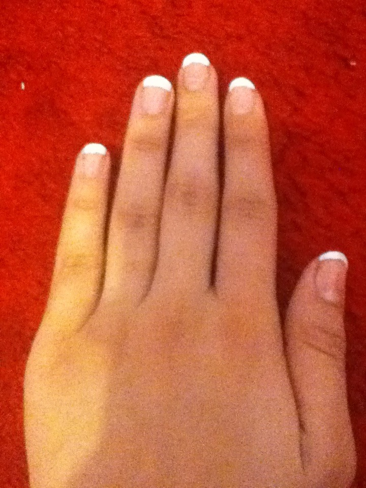 Picture of DIY Salon French Nails