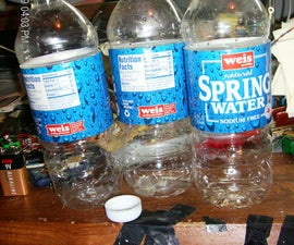 Use Those Bottles to Water Your Garden During Dry Season