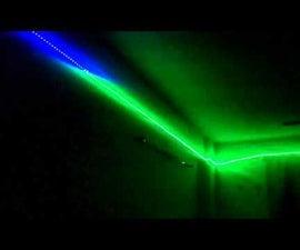 LED light vs music BEATS
