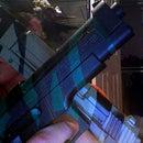 My Custom Painted Airsoft Guns