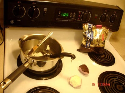 Liquify Chocolate