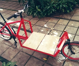 Another Homebrew Bakfiets (or Cargo Bike, if you don't speak Dutch)