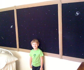 Star field windows