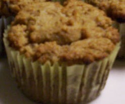 Stale Cereal Muffins