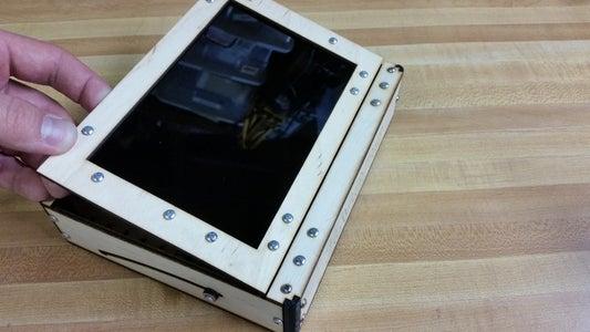 LCD Installation