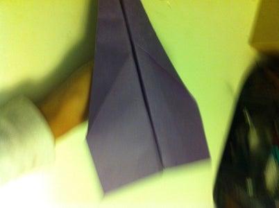 Fold Both Sides Down