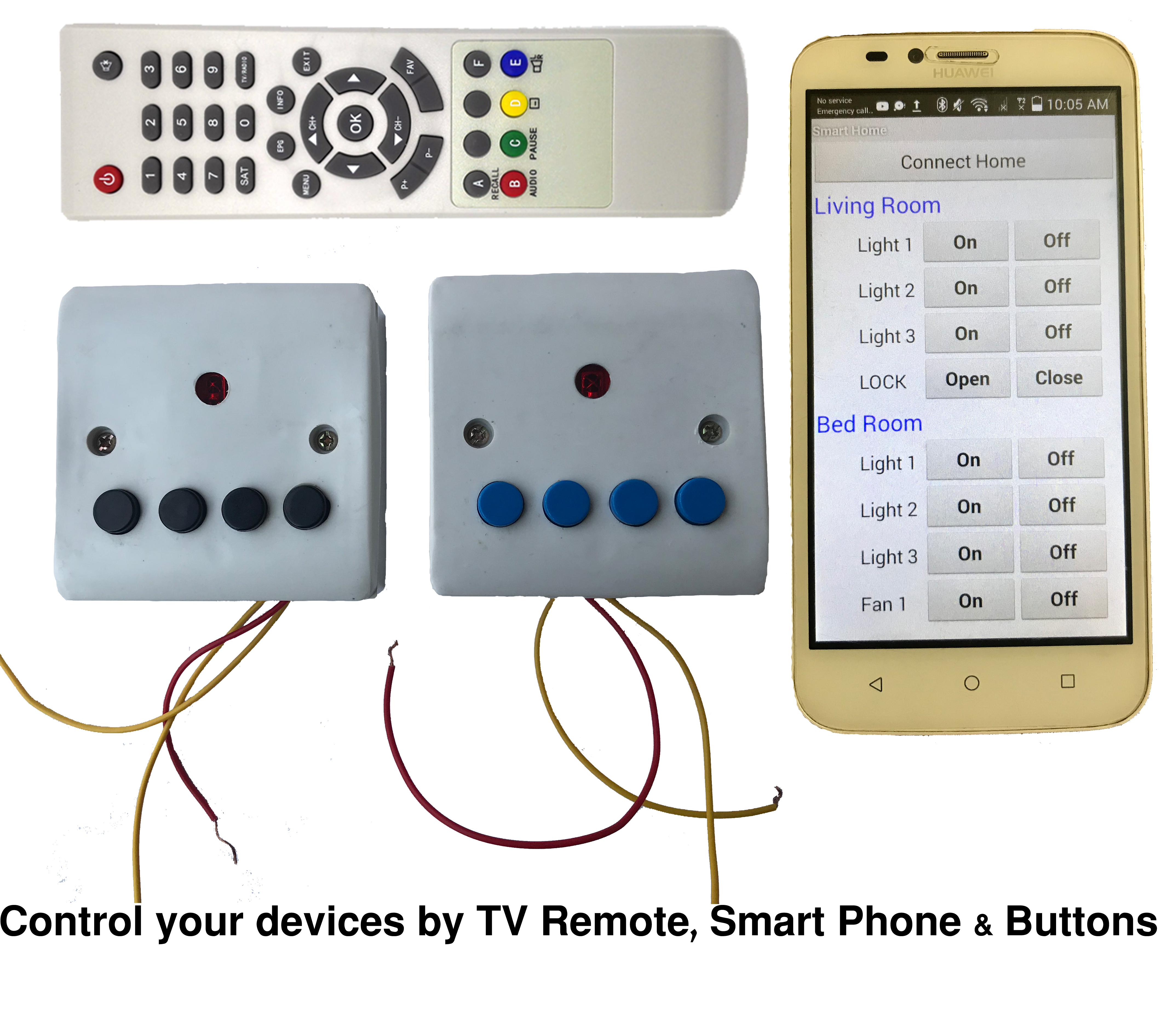 Picture of Complete Home Automation Pack