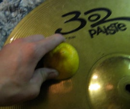 Cleaning Drum Cymbals