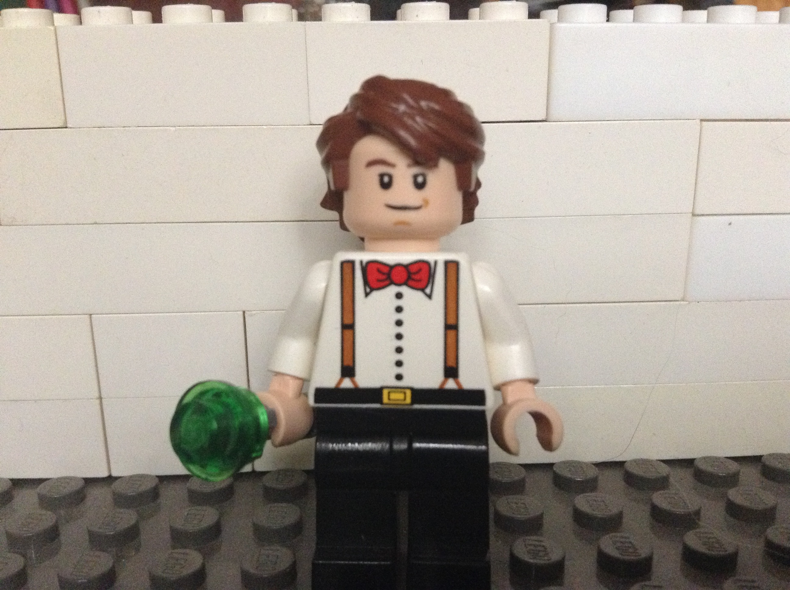 Picture of How to Make a Lego 11th Doctor