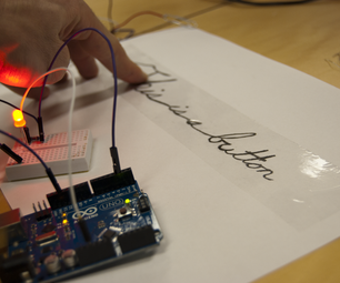 Turn a Pencil Drawing Into a Capacitive Sensor for Arduino