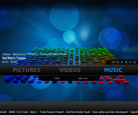 Raspberry Pi 2DIN Car Audio Media