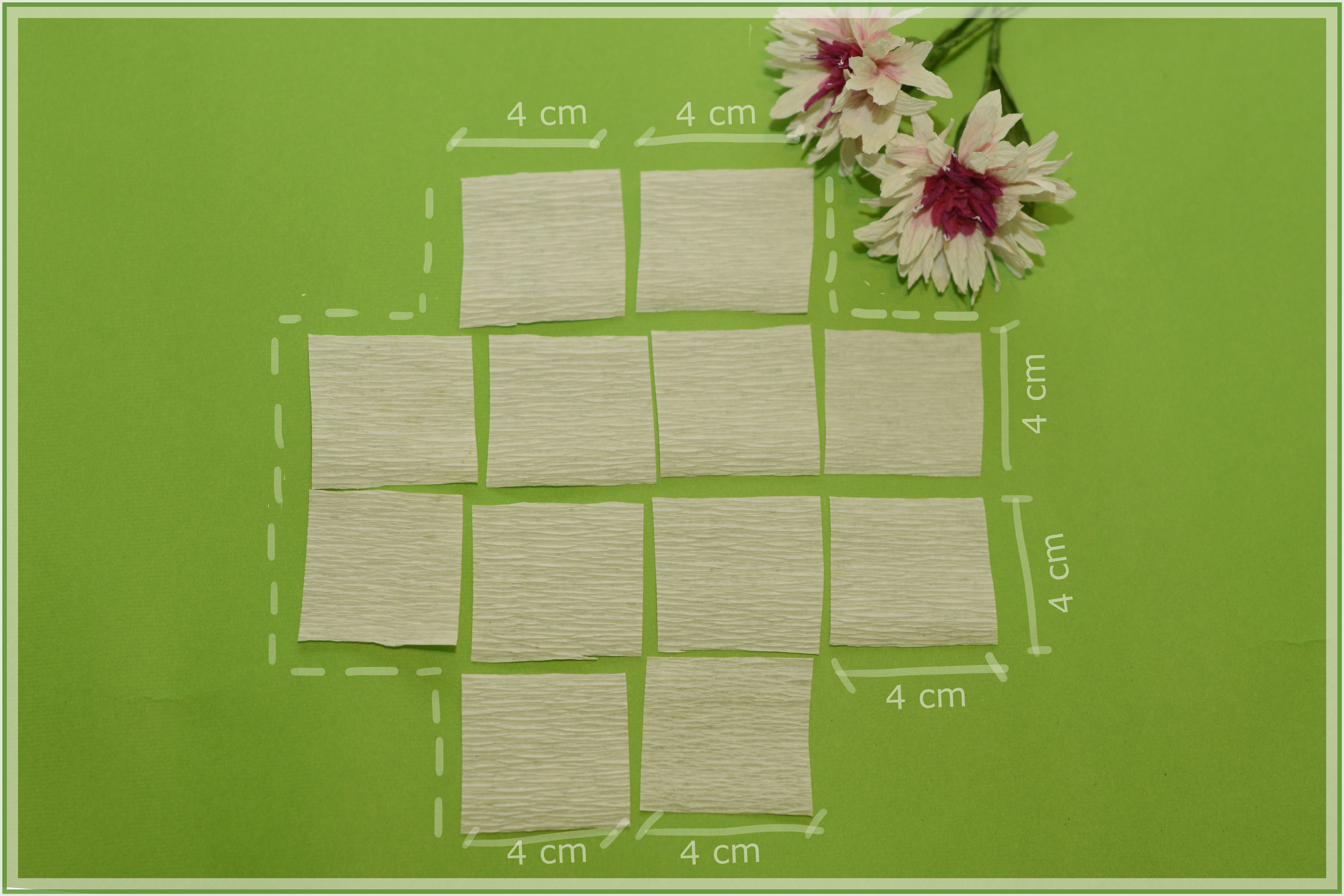 Picture of Cutting Shape for Outer Flowers