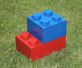 Mystery Lego Storage Box