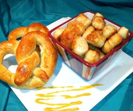 Perfect Soft Pretzels