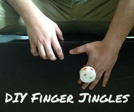 Complement your Drumming with - DIY Finger Jingles