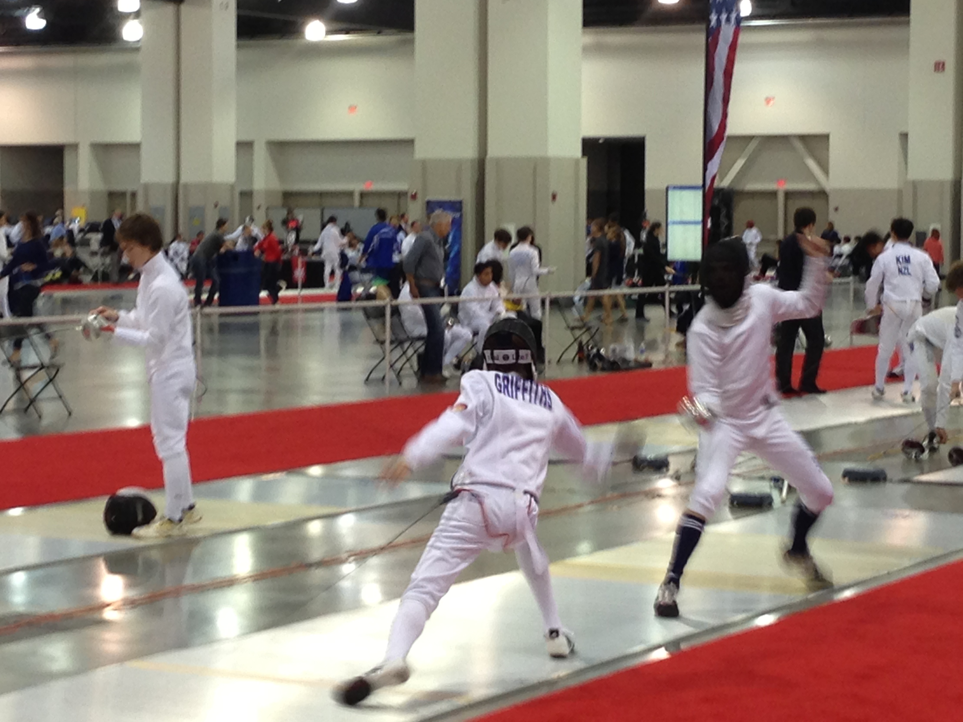 Picture of How to Test a Fencing Sword