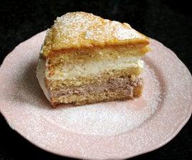 Saint Mark Cake (12th Century Recipe)