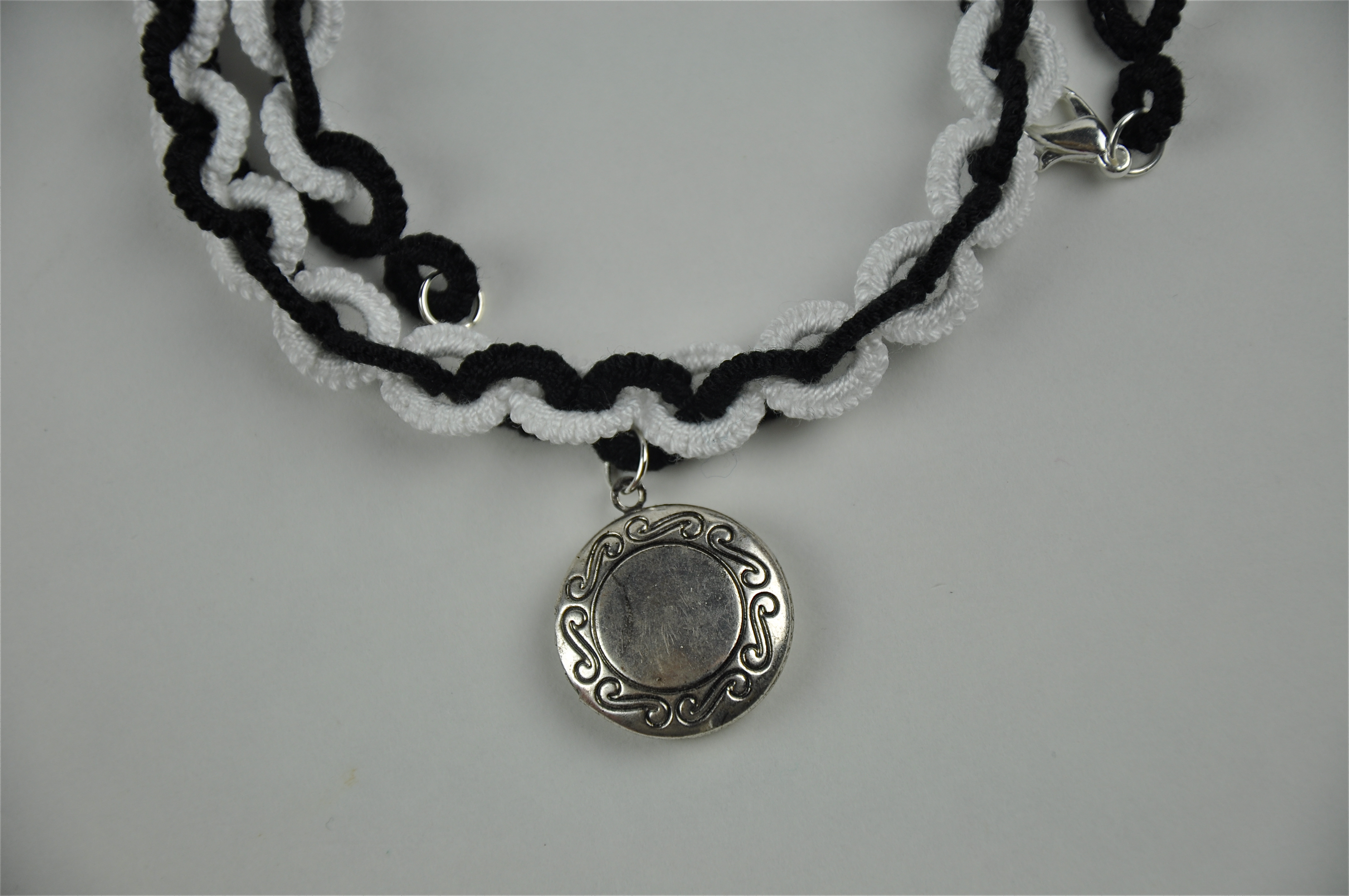 Picture of Attach Clasp and Decorations