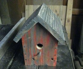 Just another birdhouse
