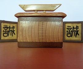 Oriental Inspired Box