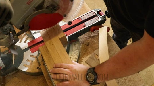 The Base : Glue Up Pedestal Parts