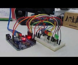 Detecting Obstacles and Warning - Arduino UNO and Ultrasonic Part 2