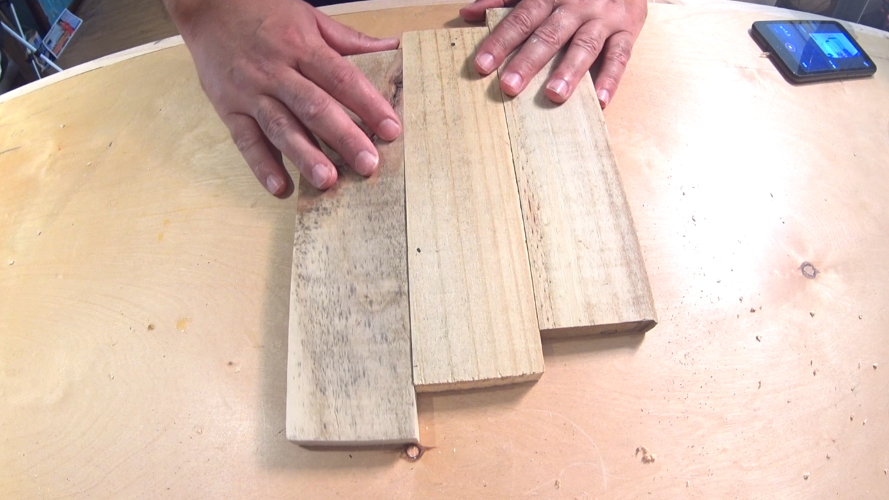 Picture of 3 Wood Boards