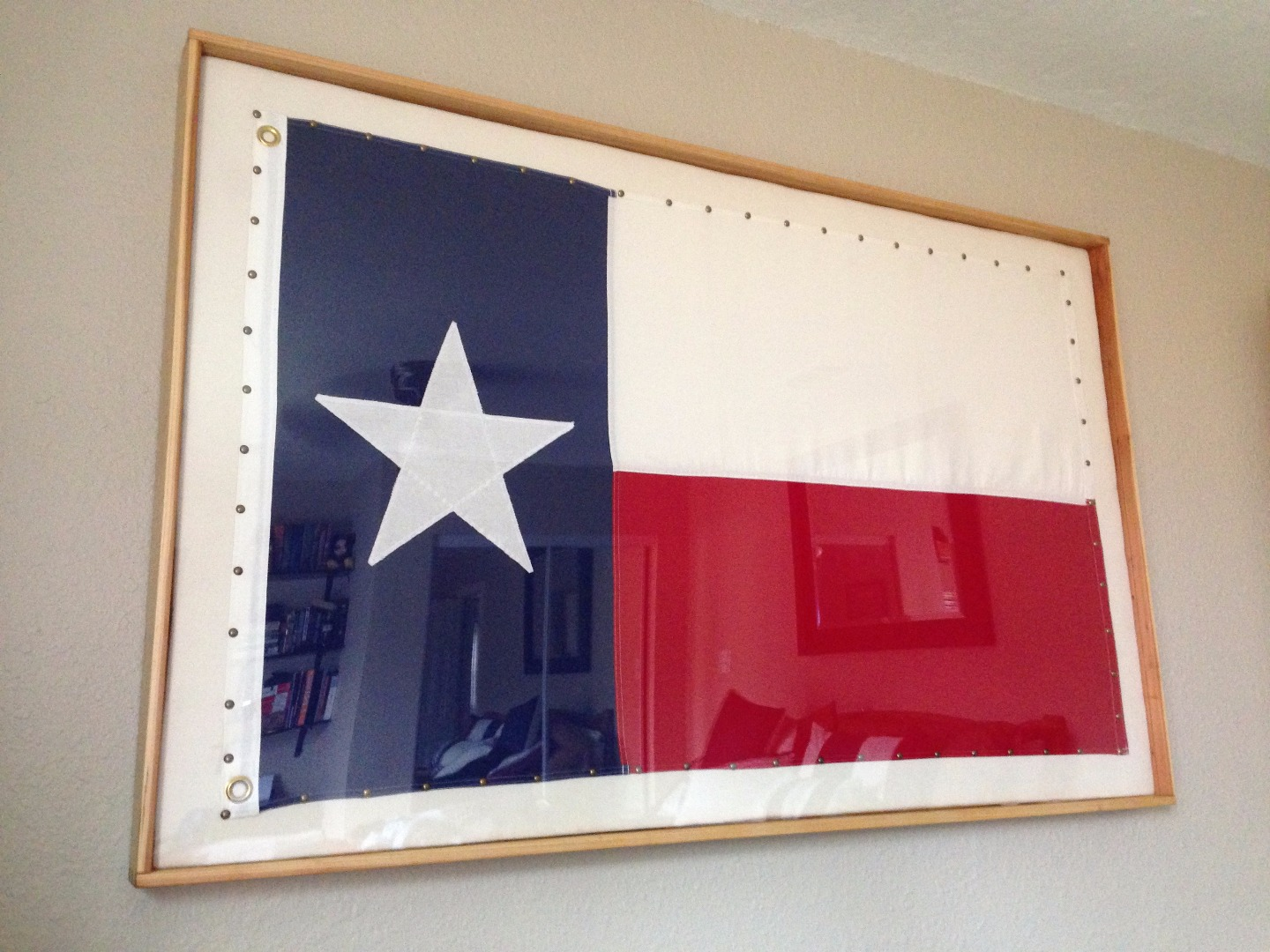 3\'x5\' Flag Frame: 6 Steps (with Pictures)