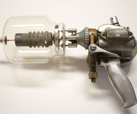 My Ray Gun From Found Objects