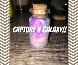 Capture a Galaxy