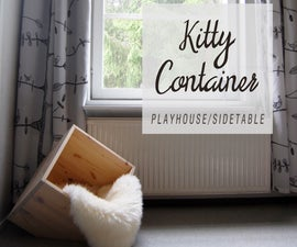 Kitty Container