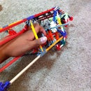 Knex Hand With Fingers