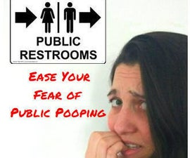Tips for Pooping in Public...Peacefully!