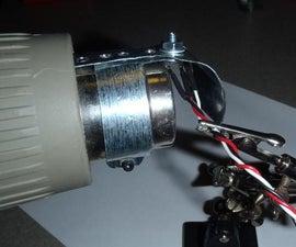 DIY Heat Gun Reflector
