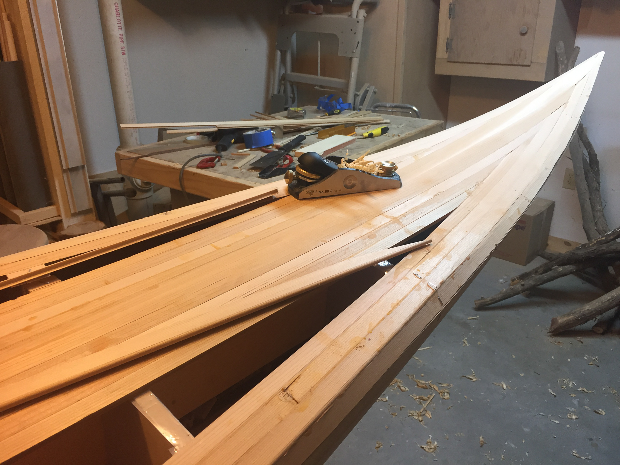 Picture of Stripping the Deck