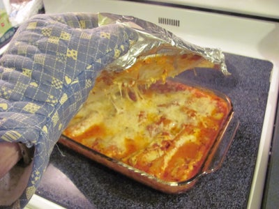 Remove From Oven and Let Rest... Ahhhh