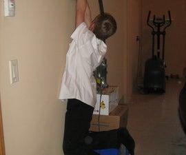 How to climb up walls