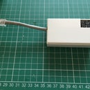 Wireless Solar charge controller monitor ( RS485 to WiFi using ESP 8266)