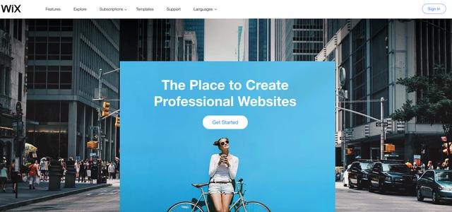 How to Make a Food Website With Wix.com